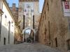Gradara: porta del borgo